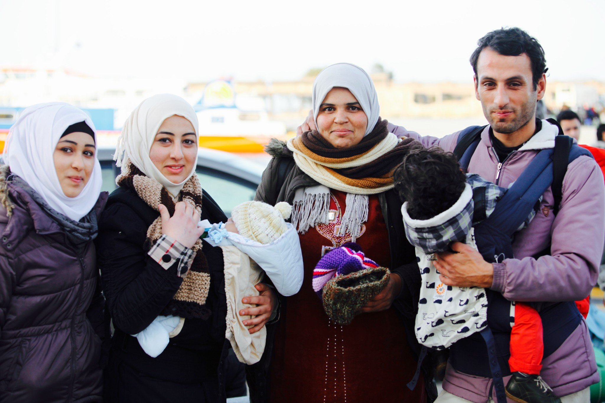 5 Misconceptions about Refugees