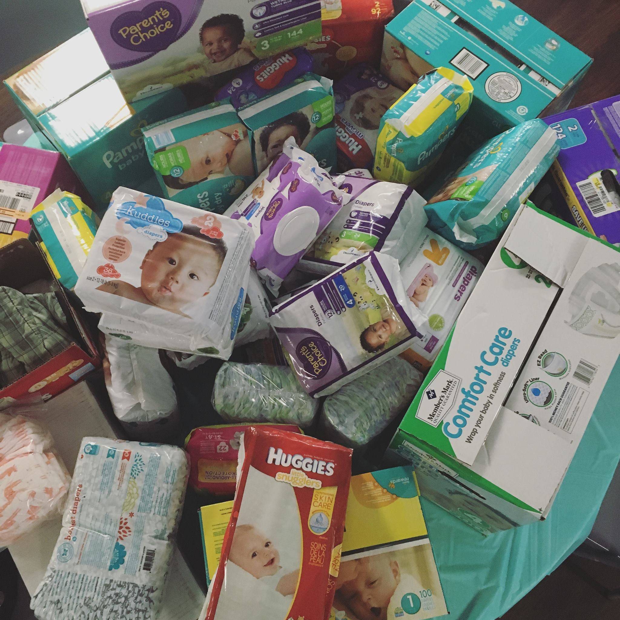 Diapers 2 Refugees: SO MUCH GOOD