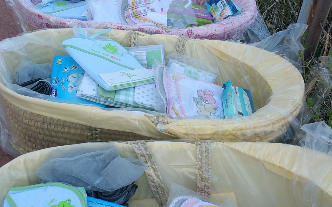 Hope Through Aid: Baby Beds