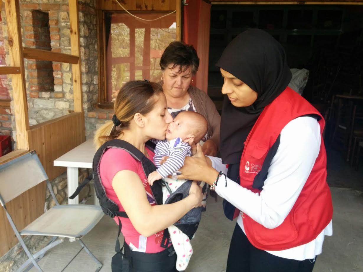 Volunteer Spotlight- Uzma Jafri
