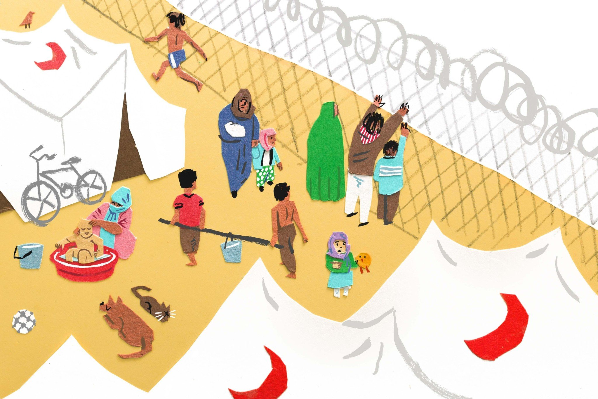 Raising World Changers: 5 Books About Refugees for Elementary Grades
