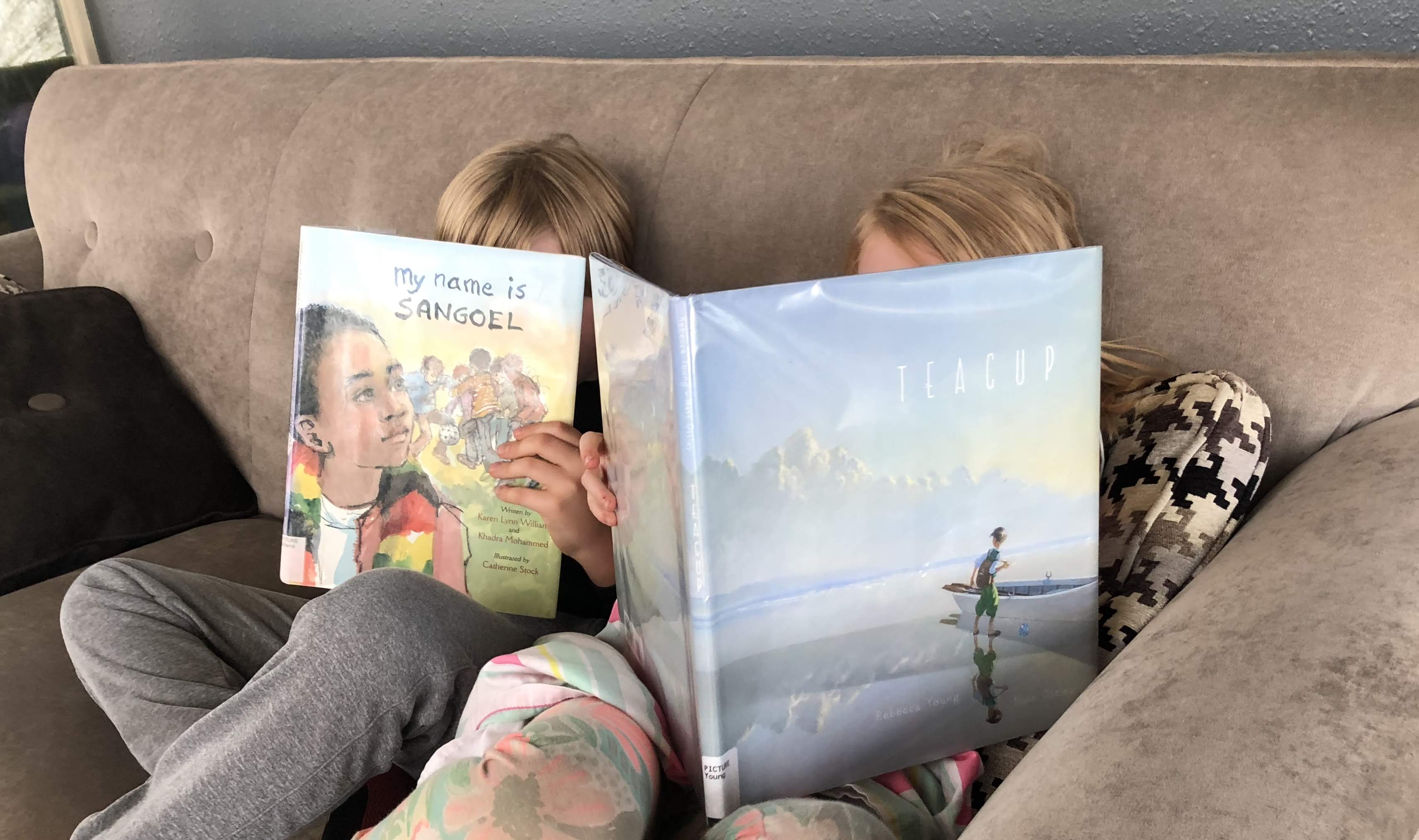 Raising World Changers: The Family That Reads Together