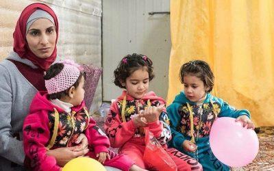 Do Something:  Recall the Refugees