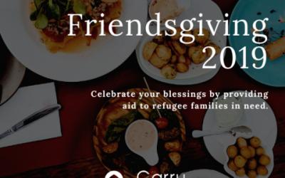 Host Your Own Friendsgiving!