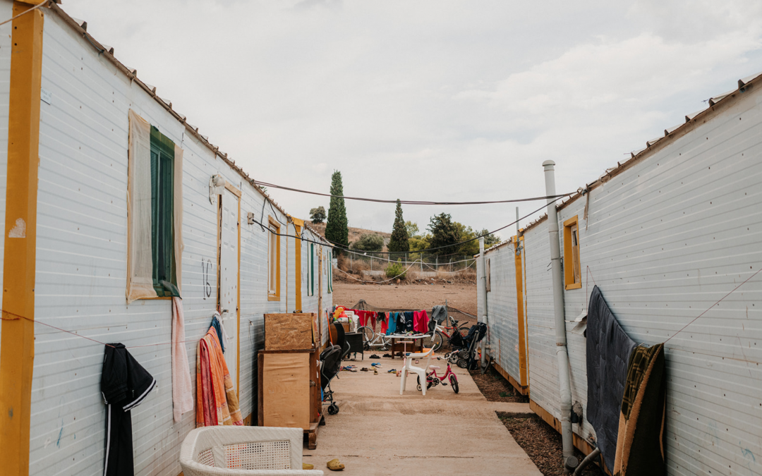 Refugee Camps and COVID-19